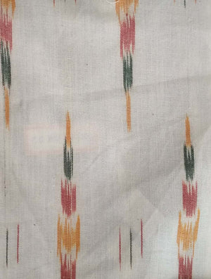 FM06_100% cotton White Fabric