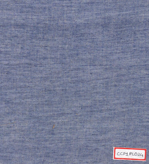 FM02_100% cotton Blue Fabric