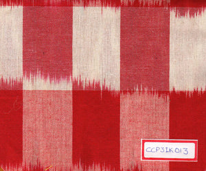 FM06_100% cotton Red Fabric