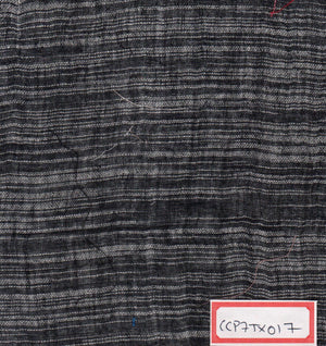 Black&White 100% Cotton Textured Fabric