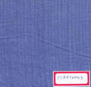 Violet 100% Cotton Textured Fabric