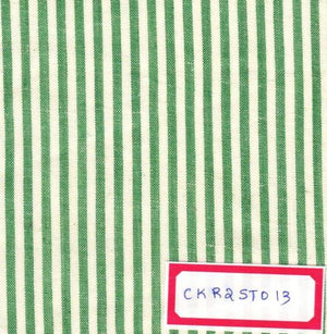 FM06_Cotton and cotton Green Fabric
