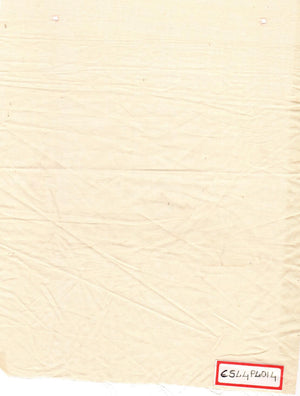 FM06_Cotton and silk White Fabric