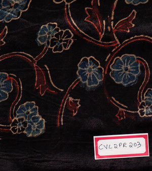 FM06_Cotton and viscose Prints Fabric
