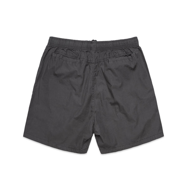 Grey Stone 'Camp' Shorts