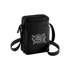 Rose Bloom Cross Body Bag