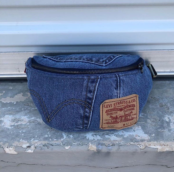 Levi's Denim Fanny Pack