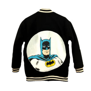 Vintage Batman Varsity Jacket