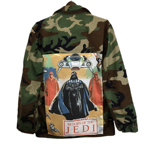 Vintage 1983 Return of the Jedi Army Jacket