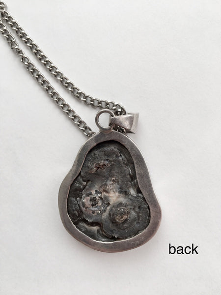 Geode Rock Necklace
