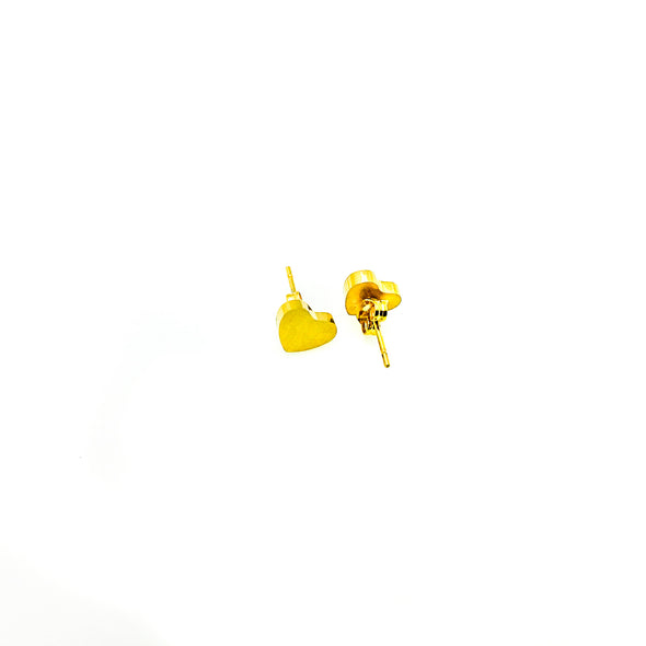 Chic Vibe Little Heart Earrings