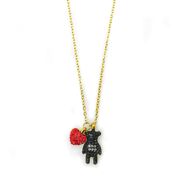 Lovely Bear Necklace