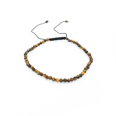 Tiger's Eye Mini Stones Bracelet