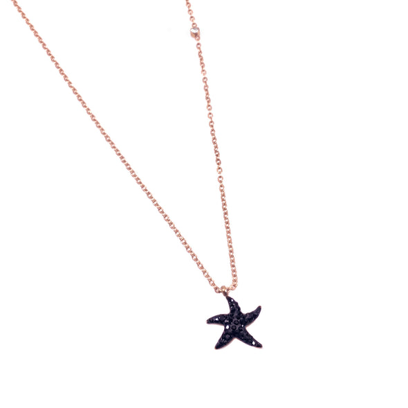Chic Vibe Starfish Necklace