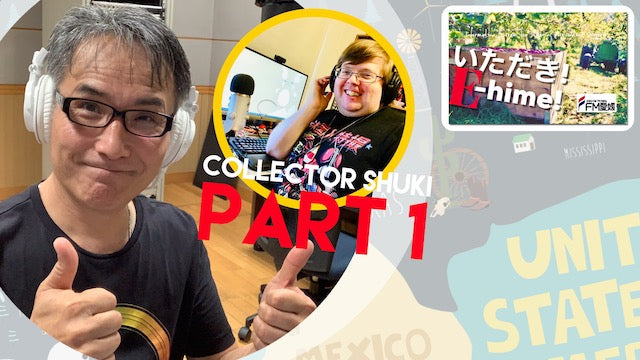 #011 コロナ禍、アメリカの今は? <br>- Interview with Collector Shuki Part 1 -