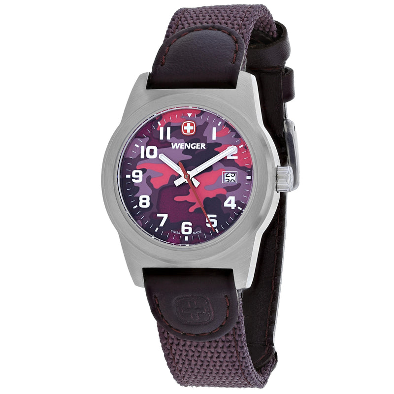 Wenger Women's Classic Color Watch (01.0411.103)