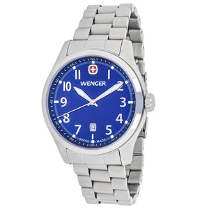 Wenger Men's Terragraph Watch (01.0541.118)