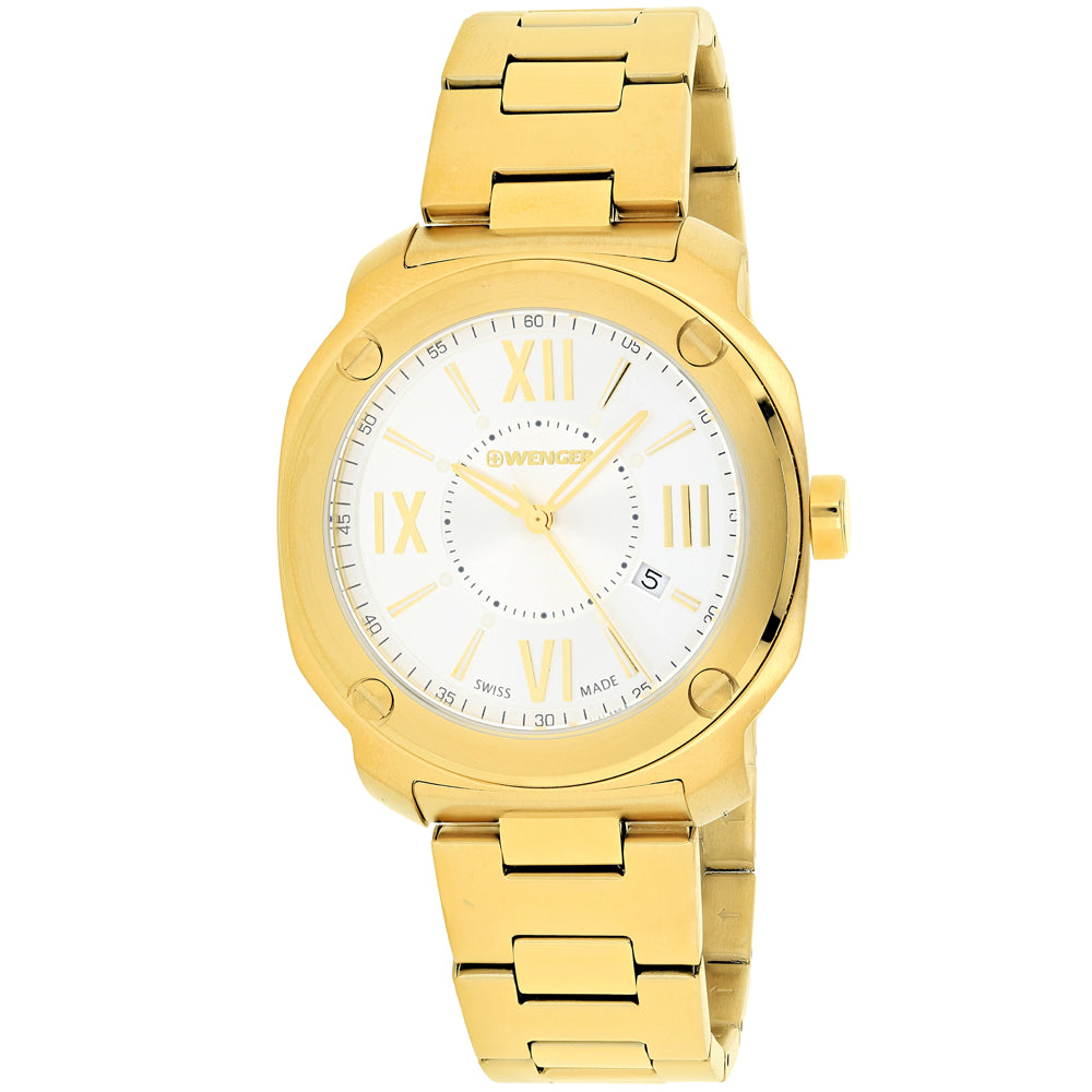 Wenger Men's Edge Romans Watch (01.1141.122)
