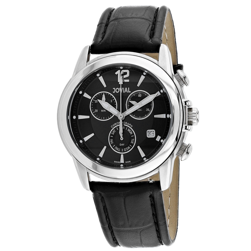 Jovial Men's Classic Watch (04505-GSLC-04)