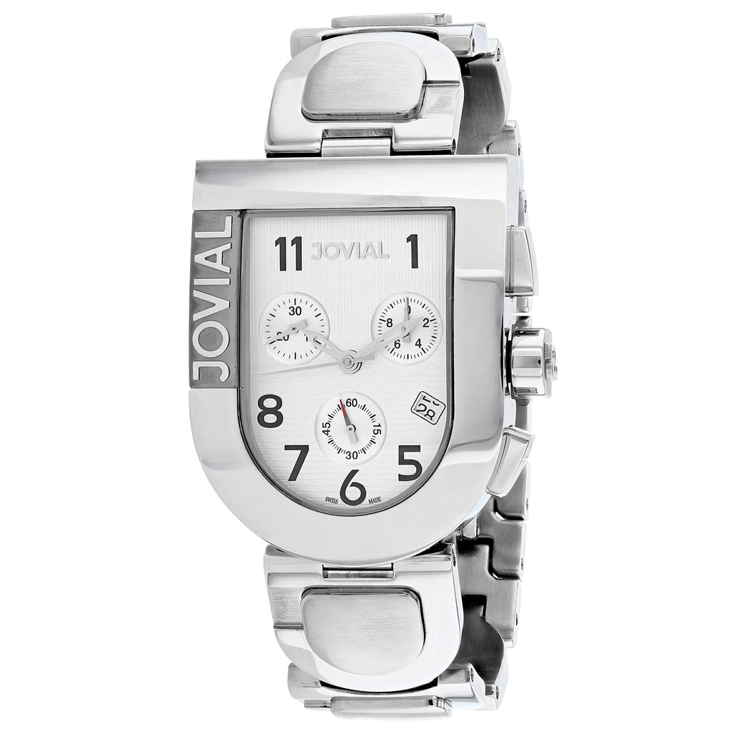 Jovial Men's Classic Watch (06401-GSLC-02)