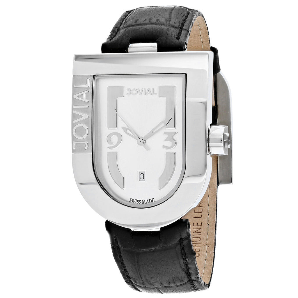 Jovial Men's Classic Watch (06406-GSL-02)