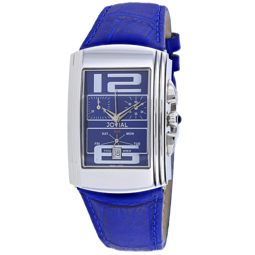 Jovial Men's Classic Watch (08003-GSLC-03)