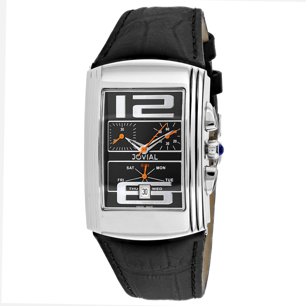 Jovial Men's Classic Watch (08003-GSLC-04)