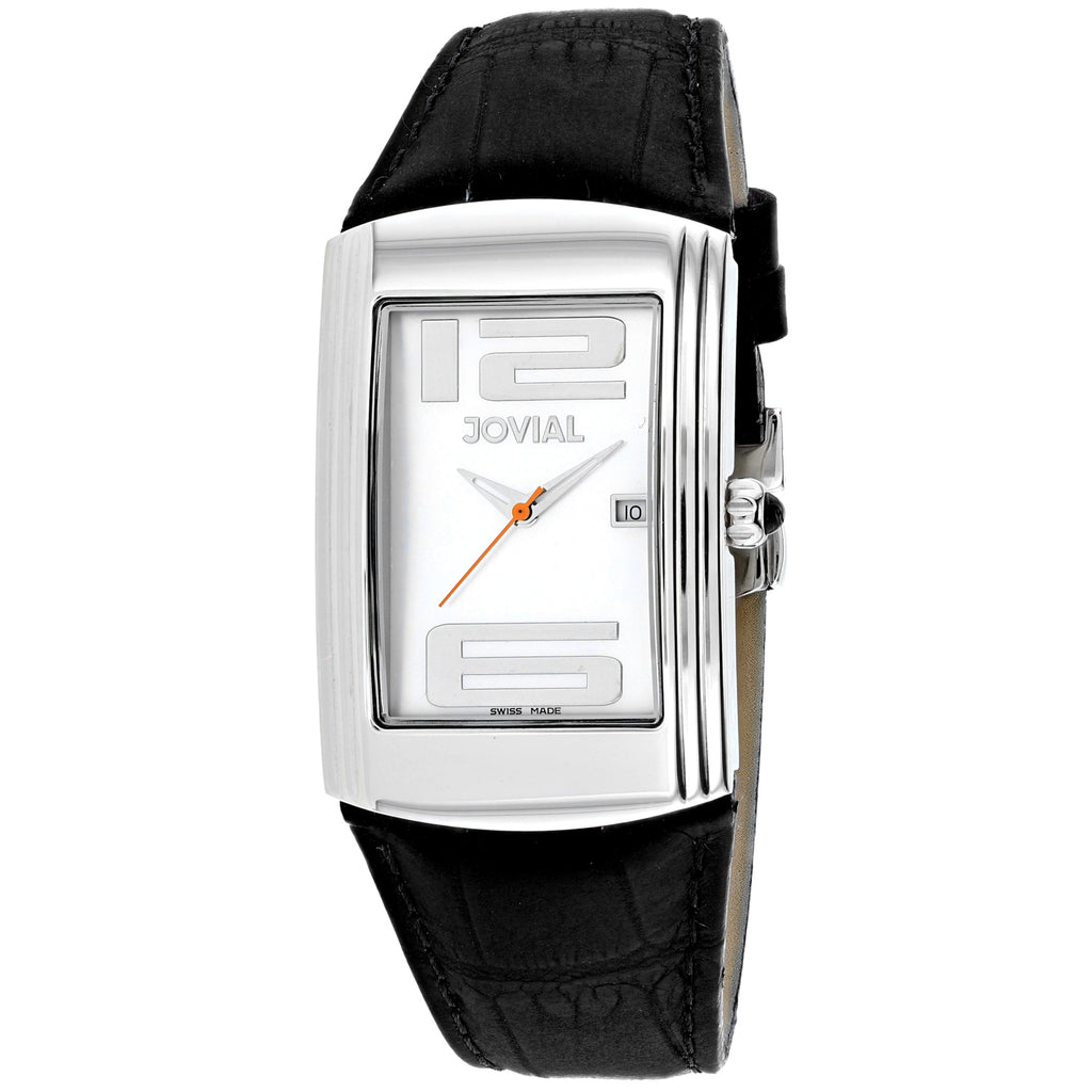 Jovial Men's Classic Watch (08004-GSL-20)