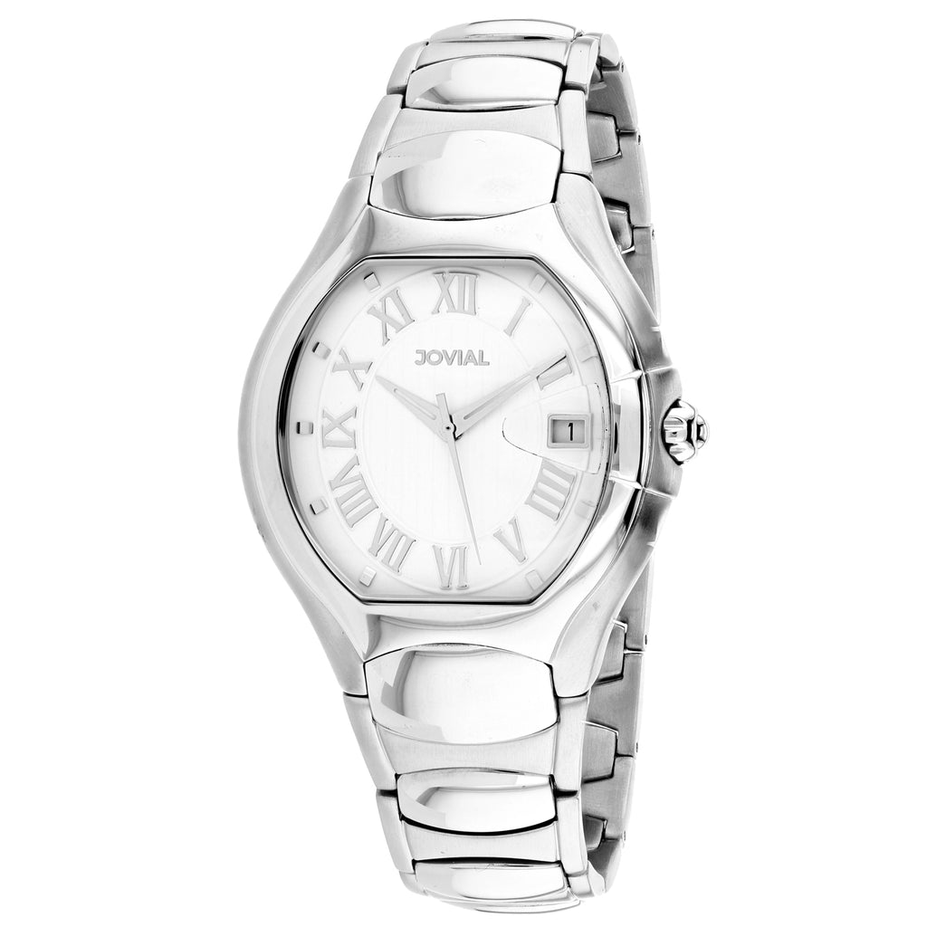 Jovial Men's Classic Watch (08031-MSM-01)