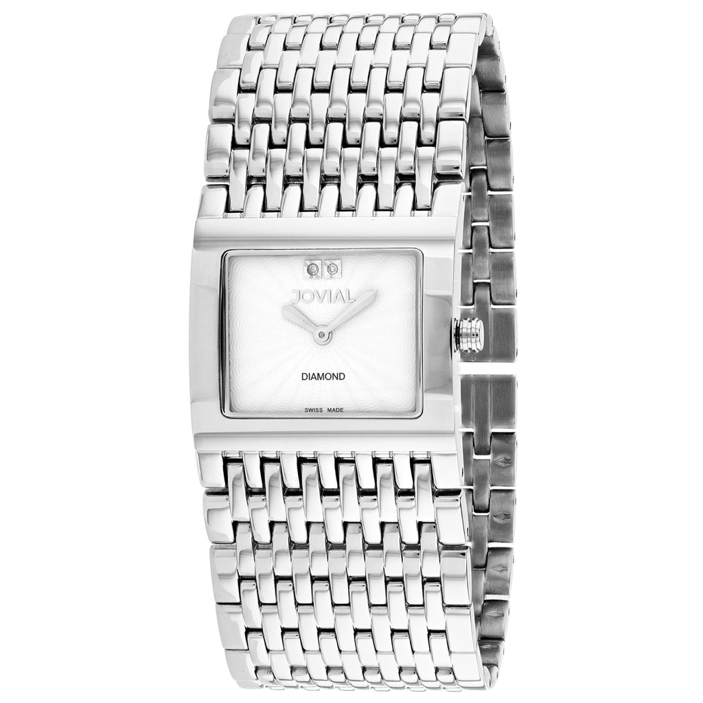 Jovial Women's Diamond Watch (08037-MSM-01)