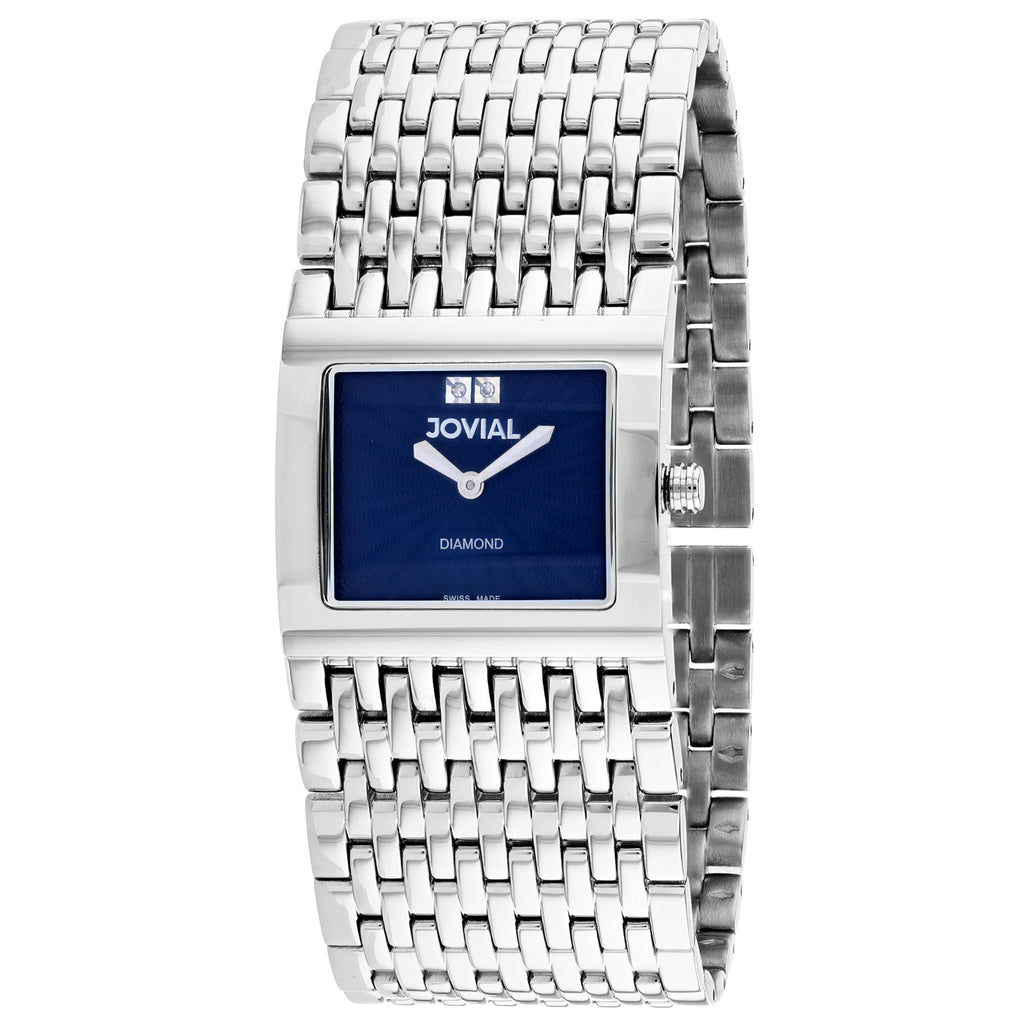 Jovial Women's Diamond Watch (08037-MSM-03)
