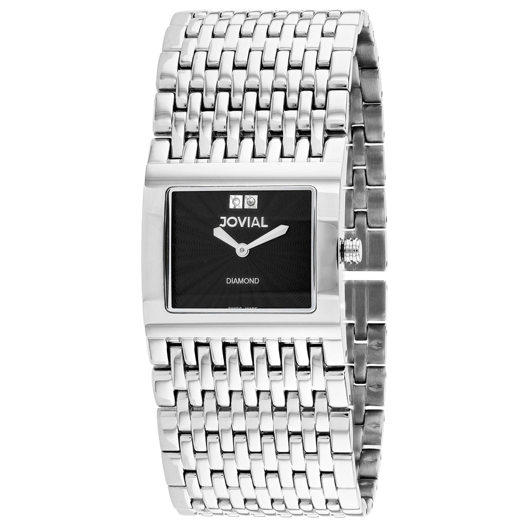 Jovial Women's Diamond Watch (08037-MSM-04)