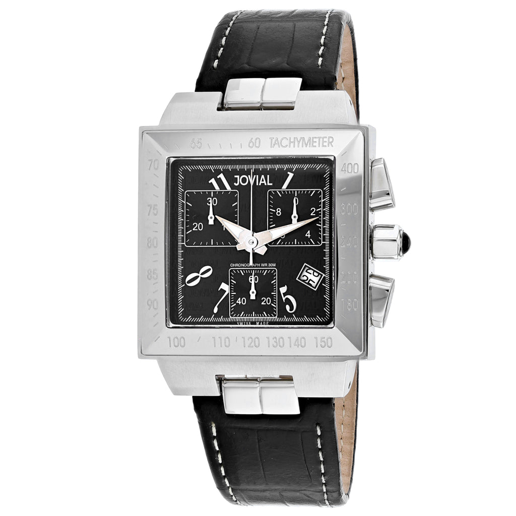 Jovial Men's Classic Watch (11065-GSLC-04)