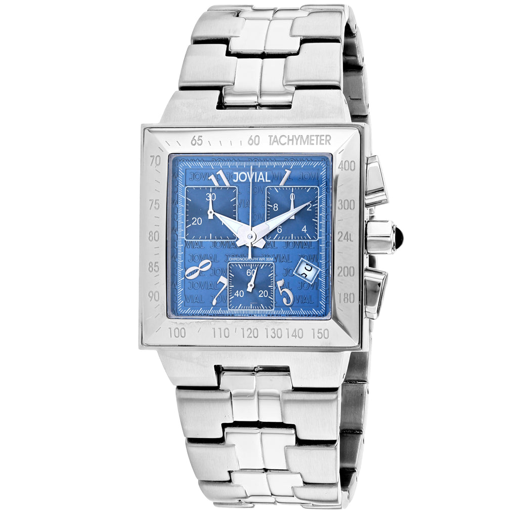Jovial Men's Classic Watch (11065-GSMC-03)