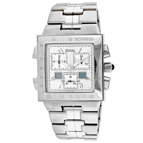 Jovial Men's Classic Watch (11066-GSMC-02)