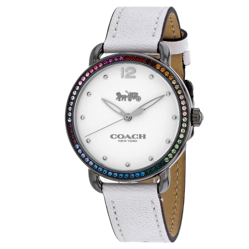 Coach Women's Delancey Chalk Watch (14502888)