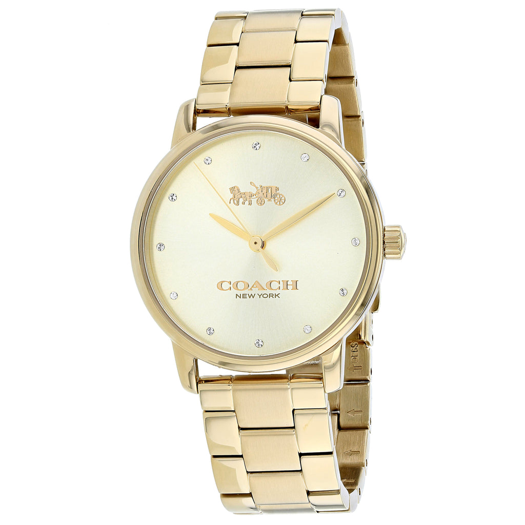 Coach Women's Grand Watch (14502927)