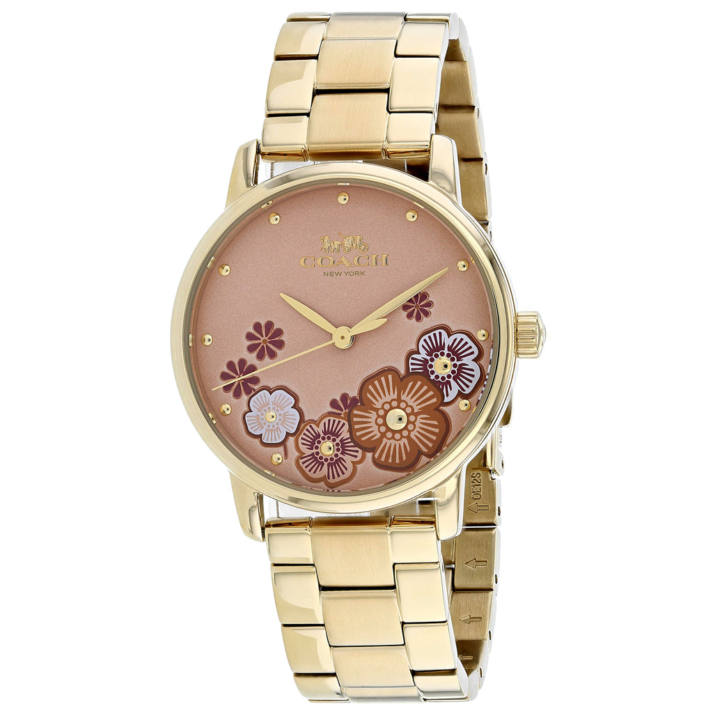 Coach Women's Grand Watch (14503006)