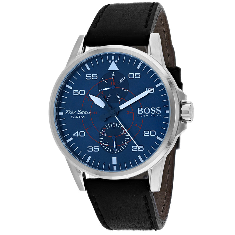 Hugo Boss Men's Aviator Casual Sport Watch (1513515)