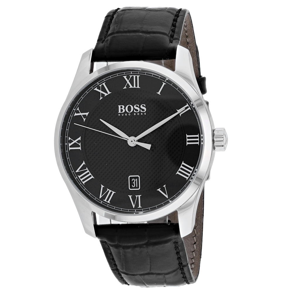 Hugo Boss Men's Master Watch (1513585)