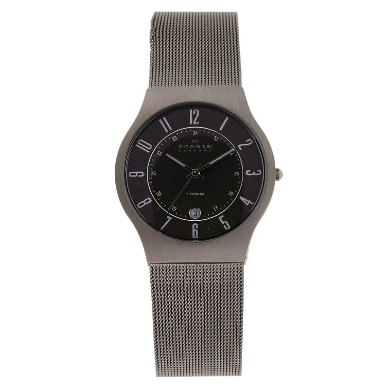 Skagen Men's Titanium Watch (233XLTTM)