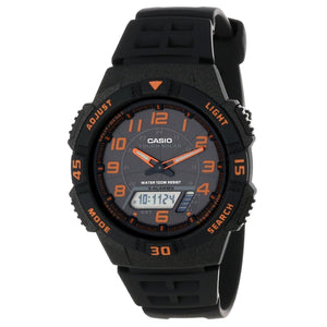 Casio Men's Ana-digi Watch (AQS-800W-1B2V)
