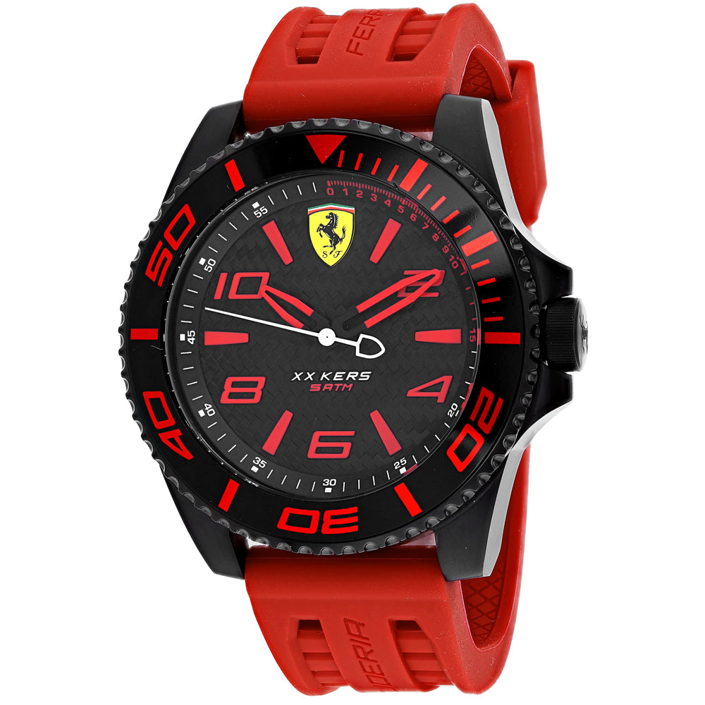 Ferrari Scuderia Men's XX Kers Watch (830308)
