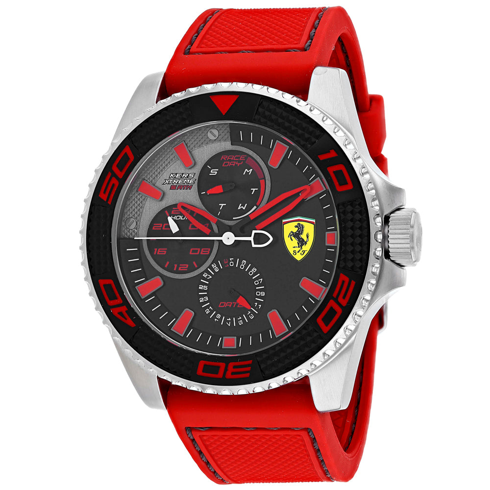 Ferrari Scuderia Men's Kers Xtreme Watch (830469)