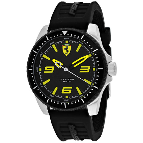 Ferrari Scuderia Men's XX Kers Watch (830487)