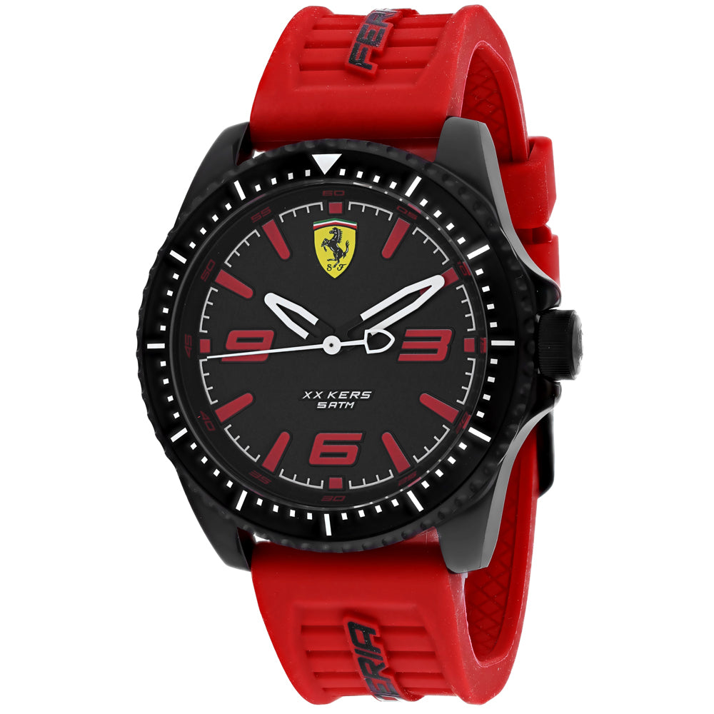 Ferrari Scuderia Men's XX Kers Watch (830498)