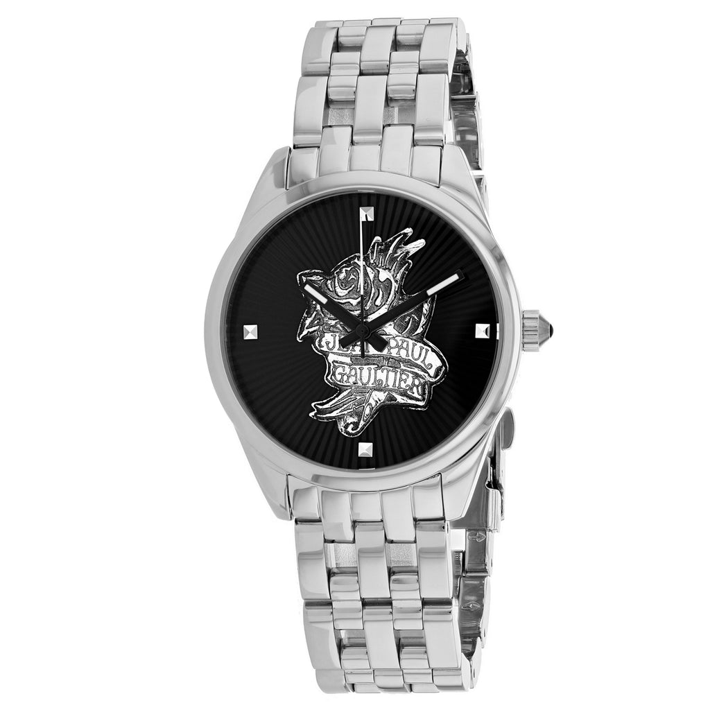 Jean Paul Gaultier Women's Navy Tatoo Watch (8502407)