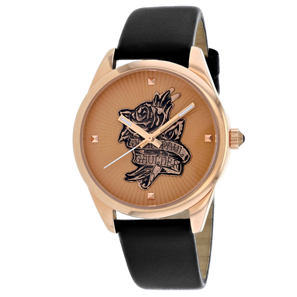 Jean Paul Gaultier Women's Navy Tatoo Watch (8502411)