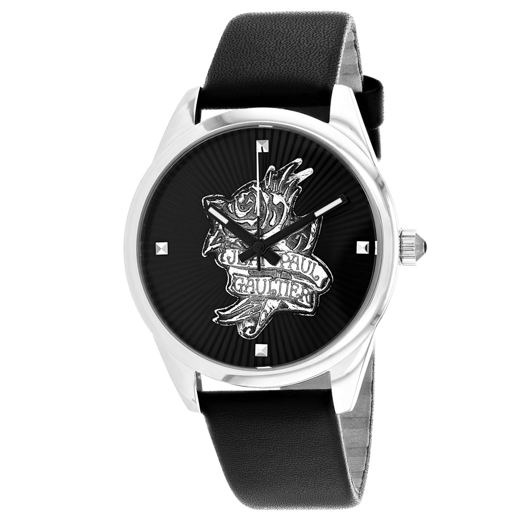 Jean Paul Gaultier Women's Navy Tatoo Watch (8502412)