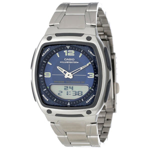 Casio Men's Ana-digi Watch (AW-81D-2AV)